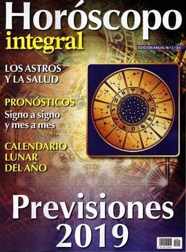 Horóscopo Integral Anual 1