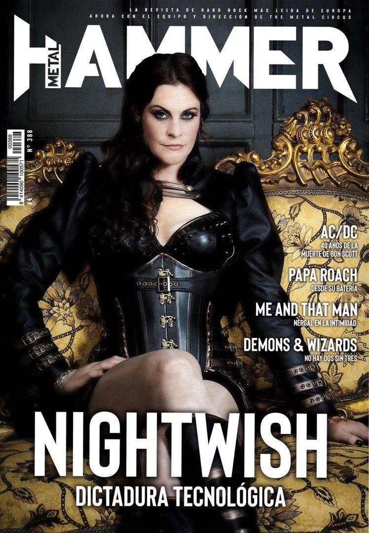 Metal Hammer: la revista con las que nos hicimos jevis pa' to' la vida Metal_Hammer_388_Mar._2020