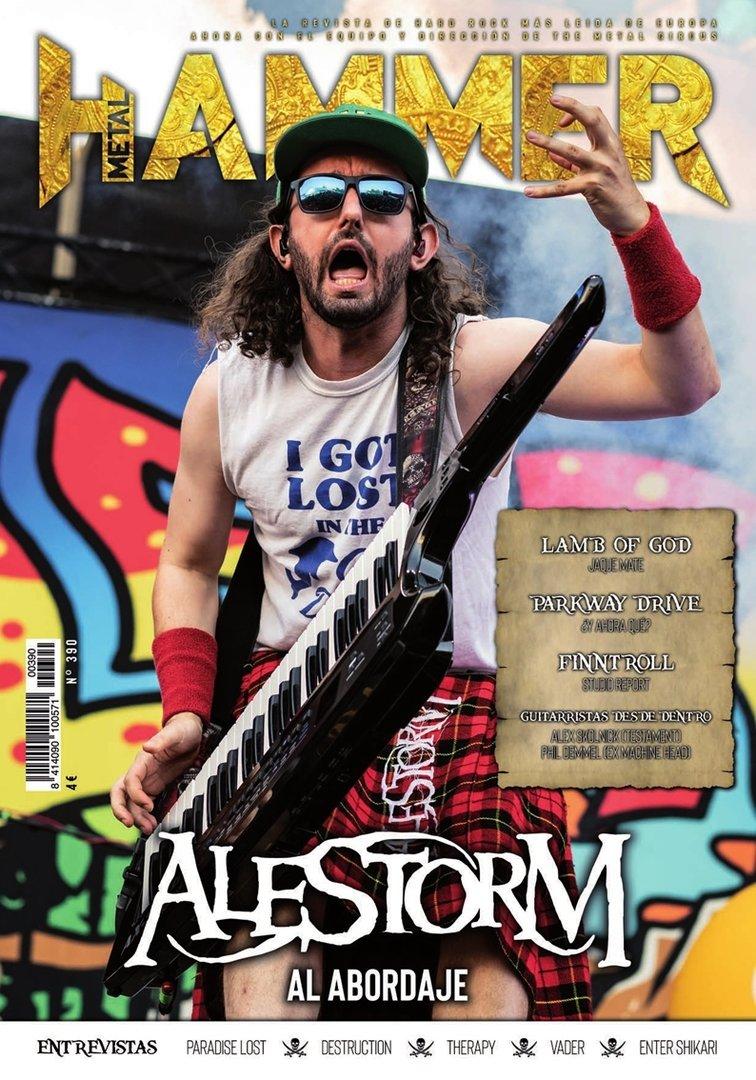 Metal Hammer: la revista con las que nos hicimos jevis pa' to' la vida Metal_Hammer_390_Jun._2020